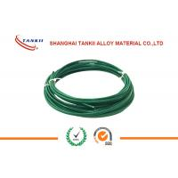 China Multi Core High Temperature Thermocouple Extension Wire With PTFE Insulation  2 * 20 AWG Type KX on sale