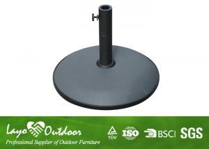 Water Proof Outdoor Umbrella Table Stand Heavy Garden Parasol Base