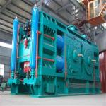 High Pressure 1000TPH Roller Press In Cement Plant Full Speed Full Material