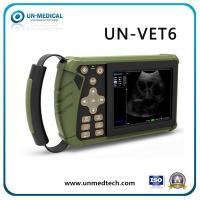 China Veterinary/Animal Portable Ultrasound System Scanner Handheld Ultrasound Machine on sale
