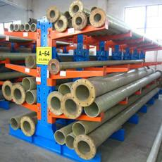 China  Double Side Warehouse Storage Steel Cantilever Rack Cantilever rack  on sale