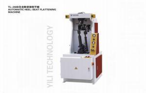 China 0.6Mpa Automatic Heel Seat Shoe Pounding Machine For Shoe Making on sale