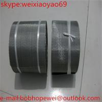 Plain Twill Dutch Weave Stainless Steel Wire Mesh(304,304L,316,316L)