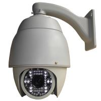 China H.264 Waterproof IP PTZ Dome Camera ONVIF , High Speed Support Remote on sale