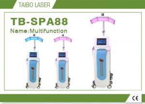 China Multifunctional 7 In 1 Diamond Microdermabrasion Machine System For Skin Rejuvenation on sale