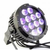 12 pcs * 18 Watt 6 in 1 RGBWA UV Outdoor LED Wash / Waterproof LED Par Lights