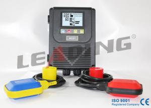 China Black Color Deep Well Pump Control Box Easy Maintain For Steel Plant on sale