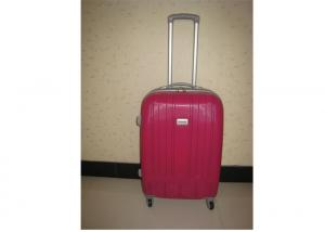 China Lightweight Waterproof Trolley Luggage Set , ABS Hard Case Spinner Luggage Sets on sale