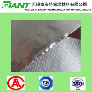China Aluminum Foil with 5*5 Mesh Laminated on sale