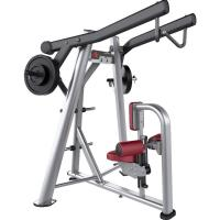 China Indoor Free Weight Gym Equipment / High Row Machine With Electrostatic Powder - Coated on sale