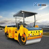 XD82  XCMG 8 tons Double drum double hydraulic drive vibratory road rollers