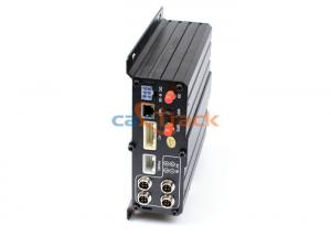 China Unique 3G WiFi GPS 4CH HDD Mobile DVR with 1080P HD Car Camera on sale