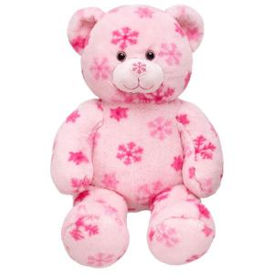 China Fashion And Pink Teddy Bear Stuffed Animal Toys Fashion Soft material on sale
