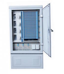 Quality Do armário transversal da conexão da fibra óptica núcleos de aço inoxidável 288 for sale