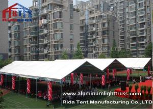 China 500 Seaters Big Event Tents / Outdoor Luxury Marquee Event Wedding Tent on sale