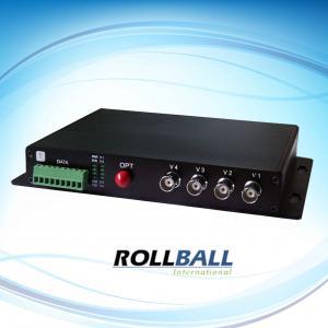 China La grande vitesse 5W choisissent les multiplexeurs optiques visuels d'Ethernet de fibre de la Manche du terminal 1 on sale