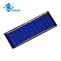 China 0.22W 5.5V EMC Approval Mini Solar Panels For DIY Educational Toys / Mobile Power Pack on sale