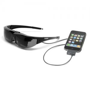 China 80 inch Virtual 720P 3D Video Glasses on sale