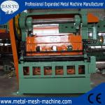 Hot sale automatic expanded metal mesh machine manufacturer
