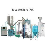 China assurez le gris écrasé par jf1800 8000 d'acier inoxydable de séparation de fil et de câble on sale