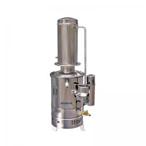 China Biobase New Product Auto-control Electric-heating Water Distiller Price Hot for Sale on sale