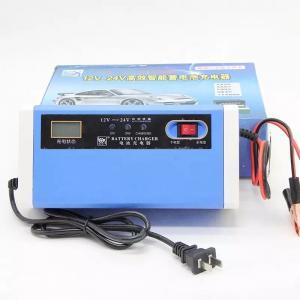 China 12V 24V 10A Car Battery Trickle Charger Smart AGM Lead Acid Gel on sale