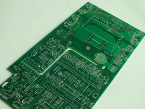 China 1 Layer Prototype Double Sided PCB / SMT / DIP Rigid Plate For Communication Industry on sale