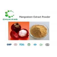 China Mangosteen Extract Polyphenols Plant Extract Powder Garcinia mangostana L. on sale