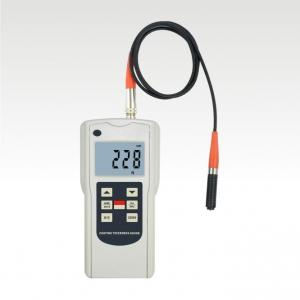 Quality Bluetooth Data Output Coating Thickness Gauge, F and N, Separate Probe, Paint for sale