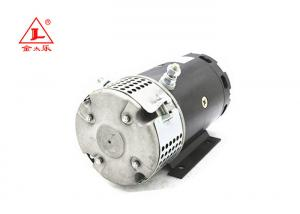 China 3000 Rpm 4 Horsepower Dc Motor Hydraulic 24V 3.0KW 127mm O.D For Power Unit on sale