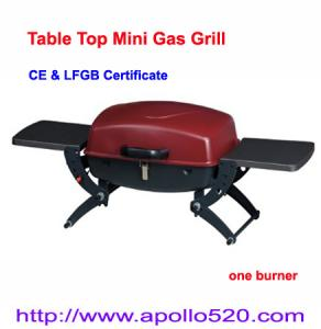 China Gas Grill Tabletop on sale
