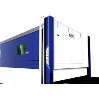 Heavy Duty Fiber Laser Metal Cutting Machine 1200W Power Italy Technology