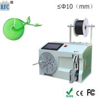 semi-automatic sheet wire and round wire of coil winding machine
