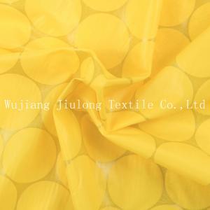 China tafetá 380t de nylon que espuma abaixo da tela do revestimento (JLF3005) on sale