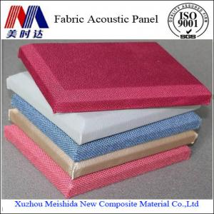 China High Quality Soundproof Waterproof Acoustic Panel Price on sale