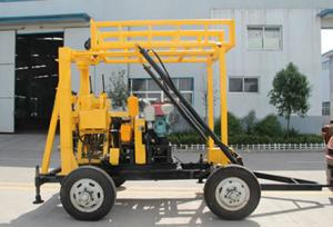 China XY-3 Series Water Well Rotary Drilling Machine on sale