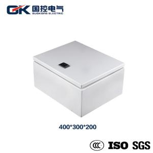 China Various Control Indoor Distribution Box Stainless Steel With Cold Rolled Steel Board on sale
