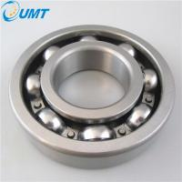 Automotive Transmission Deep Groove Ball Bearing , 6204-RS Deep Groove Bearing High Speed