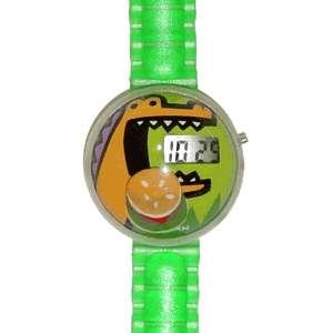 China Cheap Price Kids Jelly Silicone Slap Watch on sale