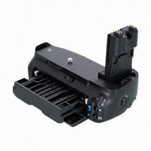 China Apretón de la batería de la cámara de Aputure para 7D, vida útil de la batería de la cámara de los dobles, pila AA, tiroteo vertical on sale