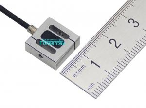 Quality Miniature s-type force sensor 50N 100N 200N jr s-beam load cell for sale