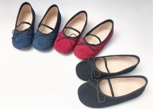 China Mother Daughter Matching Soft Toddler Suede Moccasins on sale