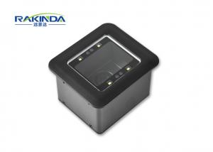 China Black Barcode Scanner Module 1.75W RS232 Cable Sense Mode CE FCC Approval on sale