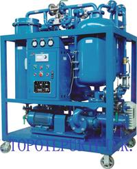 China Turbine oil purifier TY on sale