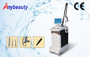 China Vertical F7+ Vaginal Tightening Co2 Fractional Laser Machine Medical Grade 10600nm on sale