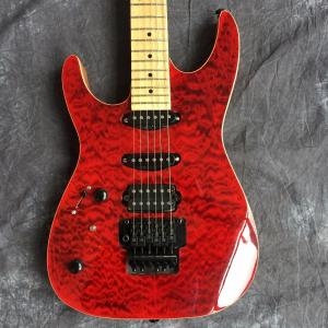 China Musical Instruments Custom EVH Wolfgang Guitar Left Hand and Maple Neck on sale
