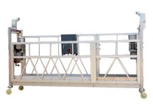 China 1000kg 7.5m Suspended Access Equipment for window cleaning , temporary work platforms on sale