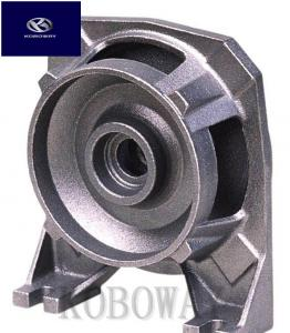 China Carbon Steel Water Pump Casting / Lost Wax Investment Casting Parts JIS DIN Standard on sale