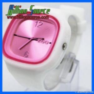 China Jelly Watch (sillicone Watch) on sale