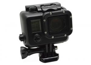 China Action Camera GoPro Waterproof Housing Cases / Underwater Cameras Housing on sale